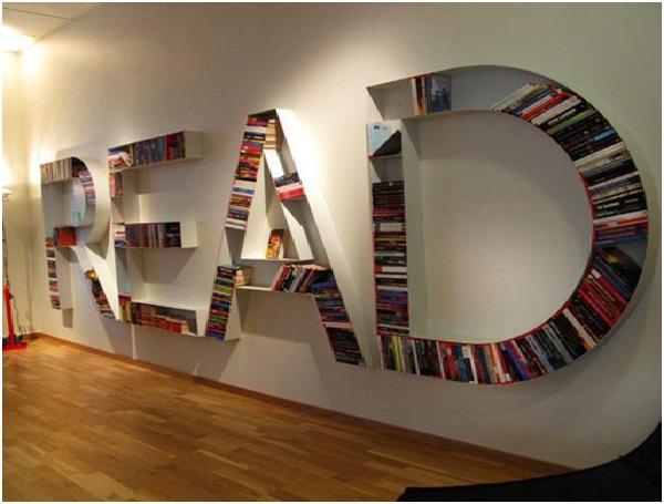 READ Bookshelf-Coolest Bookshelves