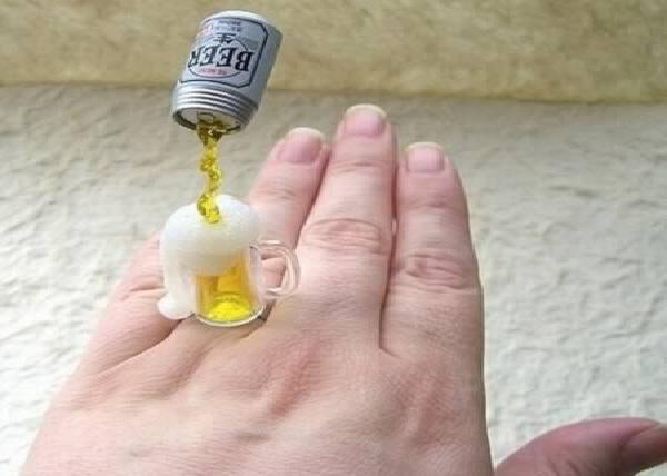 Fantastic-Wackiest Rings To Wear