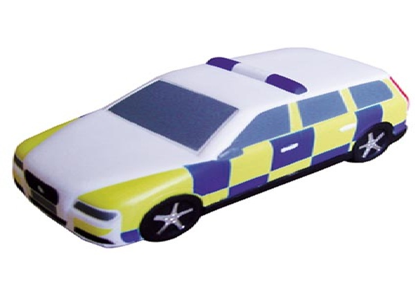 Police car-Coolest Stress Balls