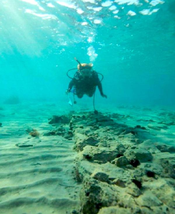 Pavlopetri-Mysterious Underwater Cities