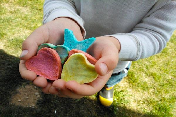 Stars & Hearts Soap-12 Hilarious And Creative Soap Bars