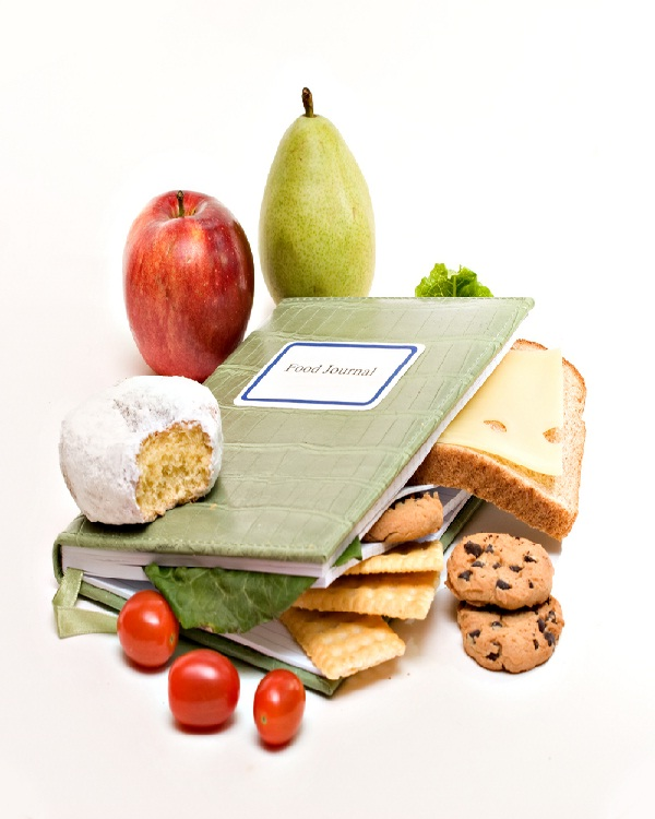 Food journal-Natural Ways To Lose Weight