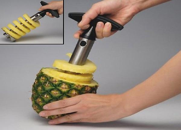 Pineapple corer-Cool Kitchen Gadgets