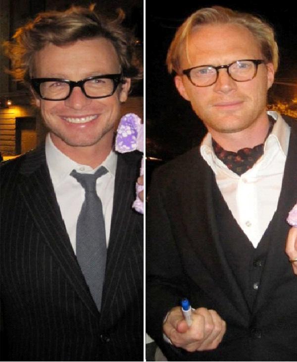 Dark Rimmed Glasses-Best Hipster Style Men