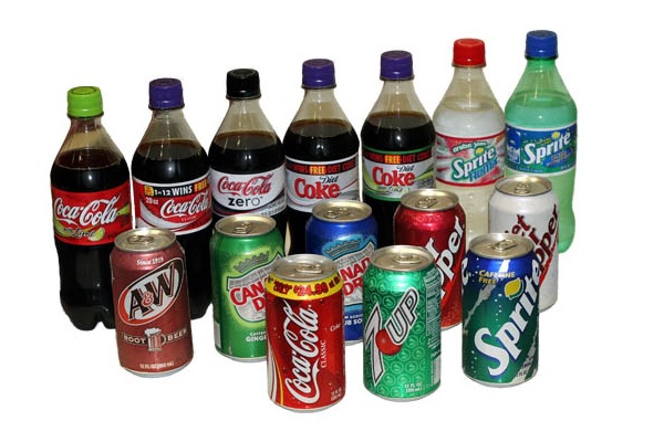 Soft drinks-Foods That Lead To Cancer