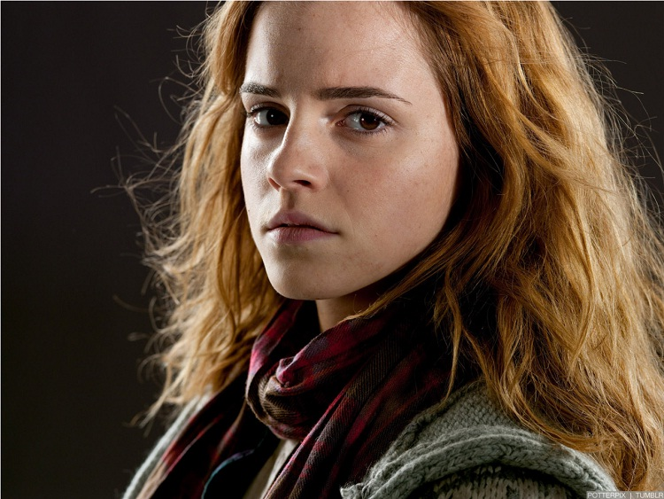 deathly Hallows Part 1-Emma Watson Growing Up Timeline