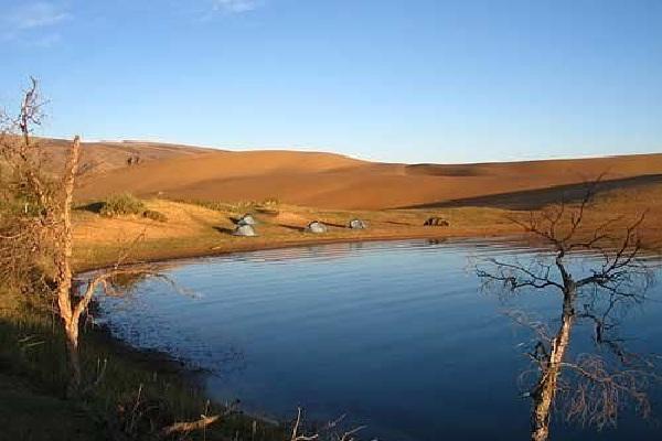 Khar nur, Mongolia-Beautiful Oases Around The World