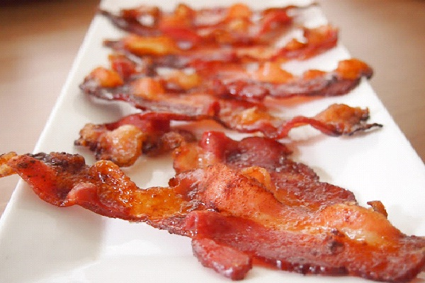 Bacon-Most Favorite Pizza Toppings