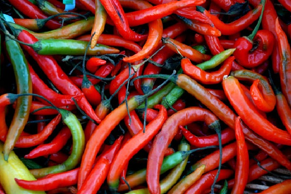 Spicy foods-Foods That Cause Acne