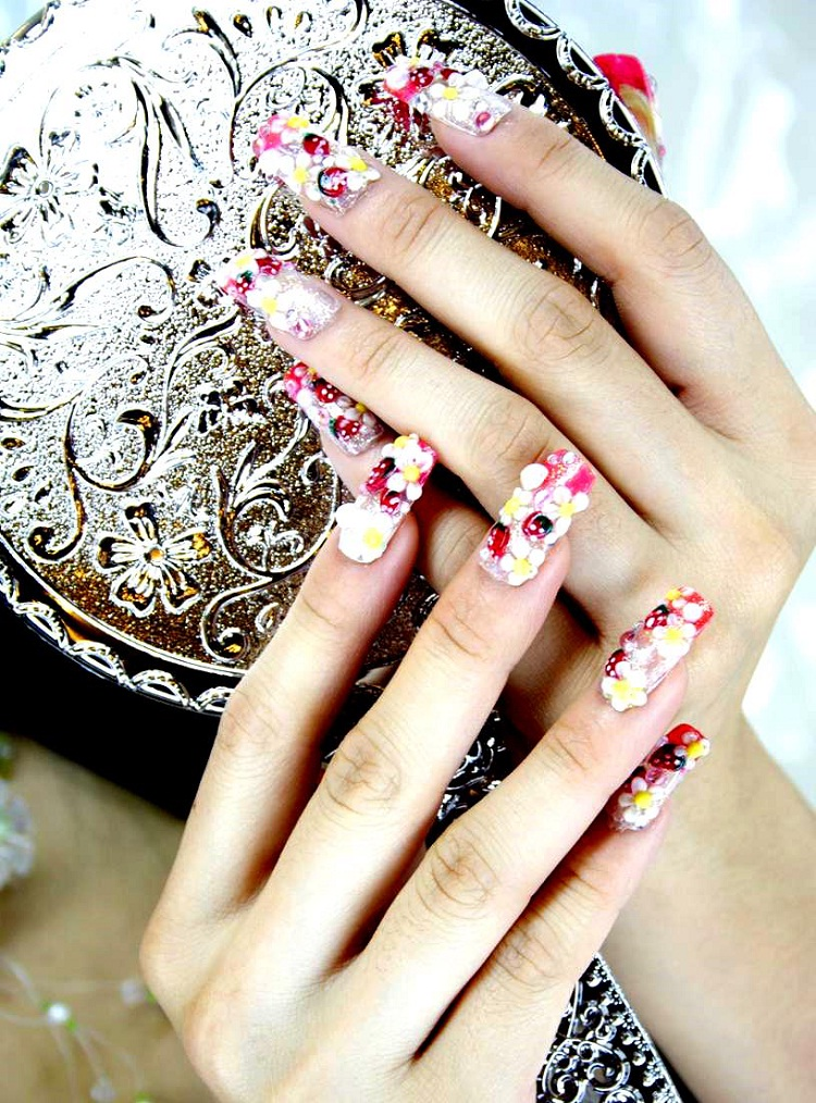 Splendid-Most Creative Nail Art