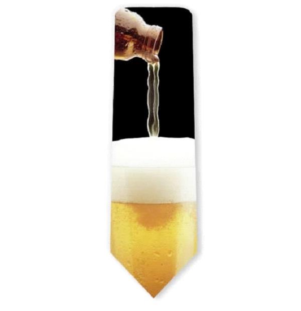 Beer Tie-Strangest Ties