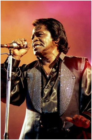 James Brown Domestic Violence Involving Wife-Celebrities With Domestic Abuse Record