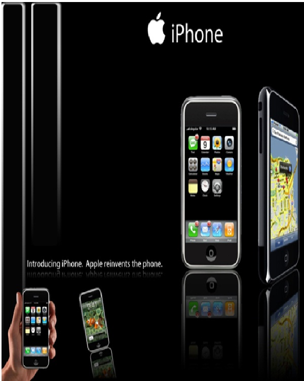 iPhone Advertising-Things You Don't Know About The IPhone