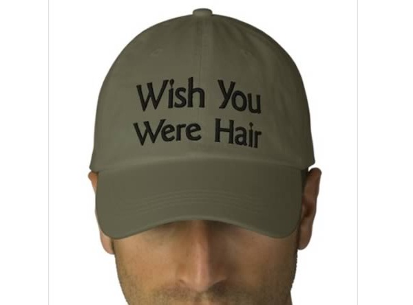 Funny caps-Funniest Solutions For Baldness