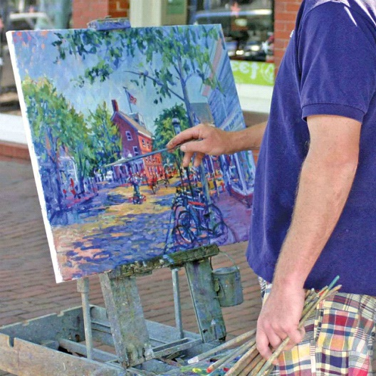 Artist-Good Paying Jobs That Don't Require A College Degree