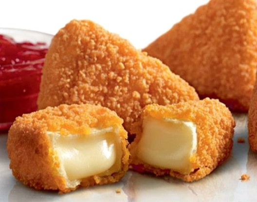Brie Nuggets - Found In Russia-McDonald's Items Not Available In The U.S.
