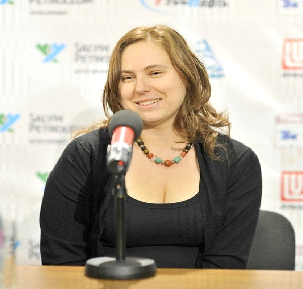 Judit Polgar-Highest IQ People Ever