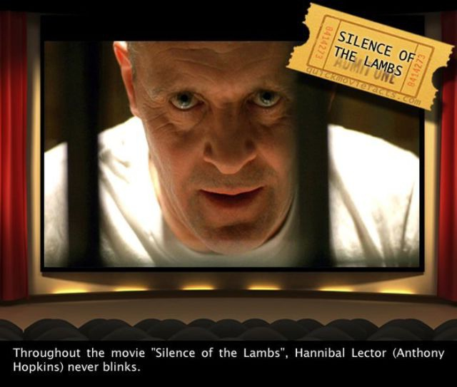 Silence of the Lambs-Surprising Unknown Facts About Hollywood Movies