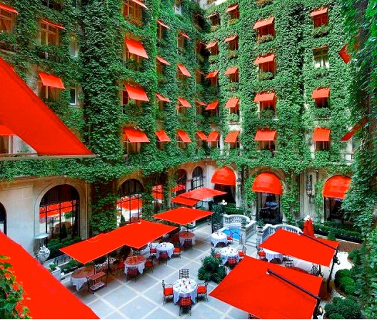 Hotel Plaza Athenee, Paris, France - Royal Suite - $26,000 per night-Most Expensive Honeymoon Destinations In The World
