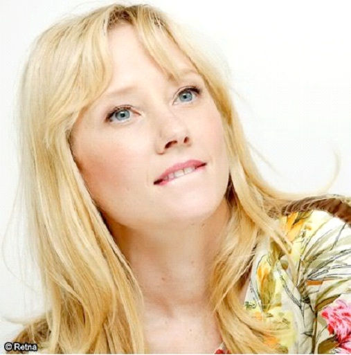 Anne Heche-Hottest Celebrities Who Are Lesbians