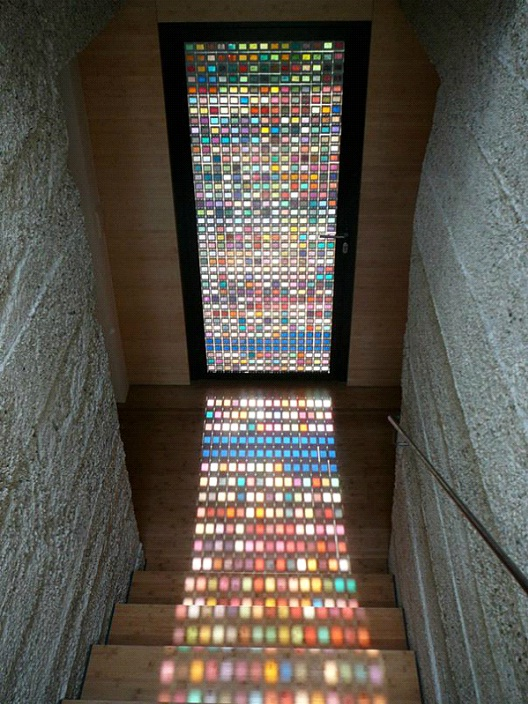 Mosaic Stairs-Awesome Home Interior Designs Ever