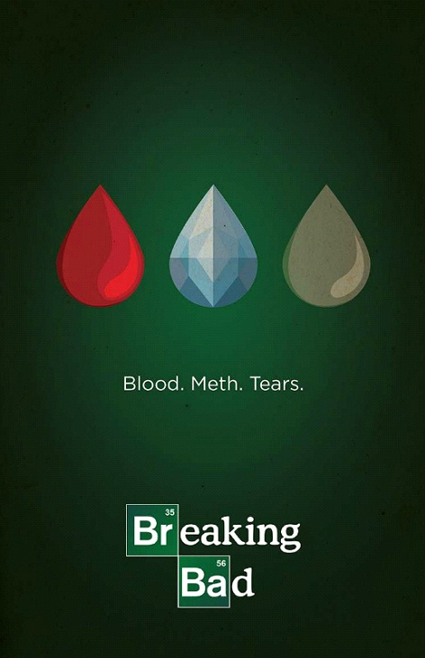 Blood. Meth. Tears.-Best Breaking Bad Finale Reactions