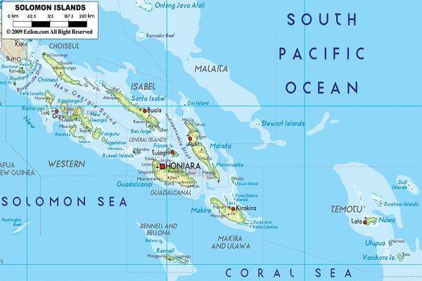 Solomon Islands-Best Holiday Destinations
