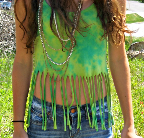 Wearing necklaces can be difficult-Long Hair Problems