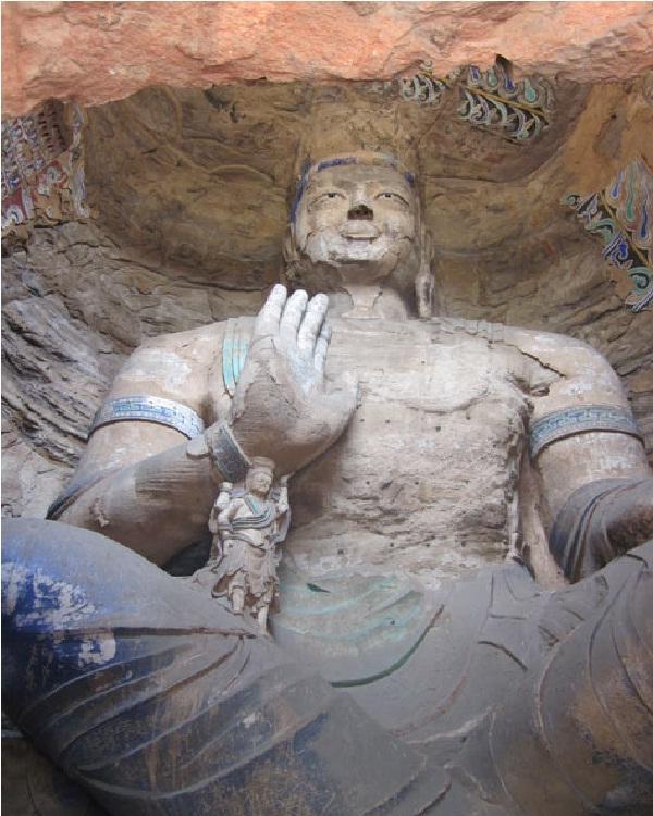 Yungang-Amazing Mountain Carvings