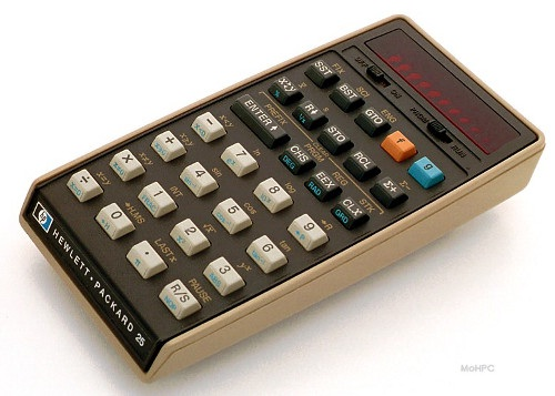 A calculator started it off-Mind Blowing Secrets About Apple That You Don't Know