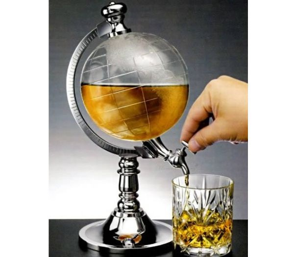Globe-Cool Dispensers You Can Actually Buy