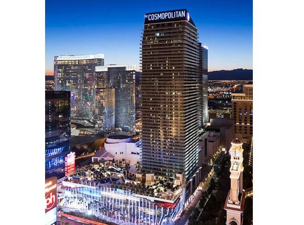 The Cosmopolitan, Las Vegas-Most Famous Hotels Around The World