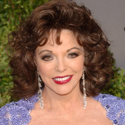 Joan Collins-Celebs Who Had Abortion