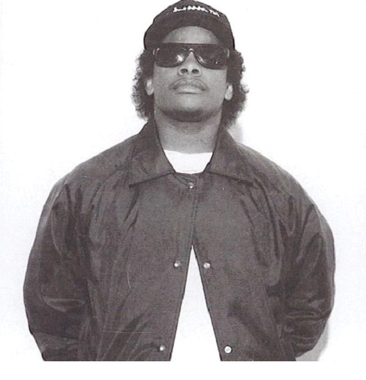 Eazy-E-Rappers Who Use Dirty Language In Their Raps
