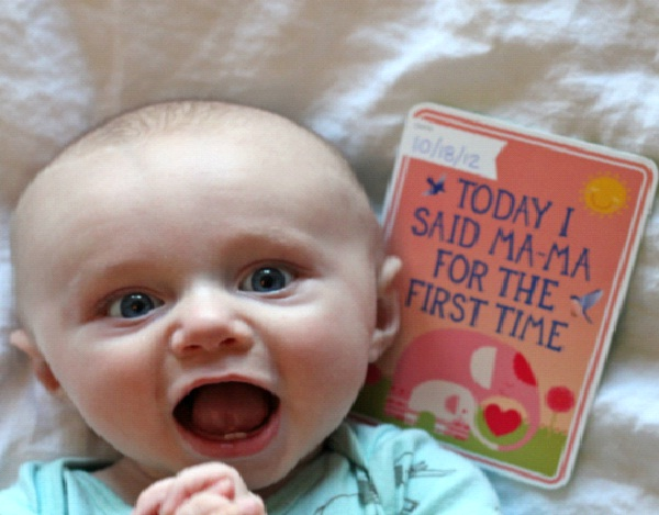 """Being Called """"Mama"""" For The First Time-Most Priceless Moments In A Person's Life"""