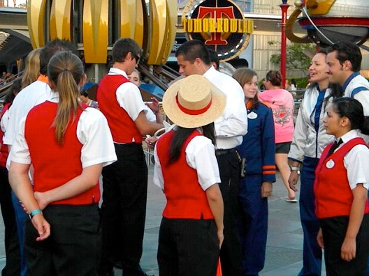 Employees-Most Hated Things About Disneyland