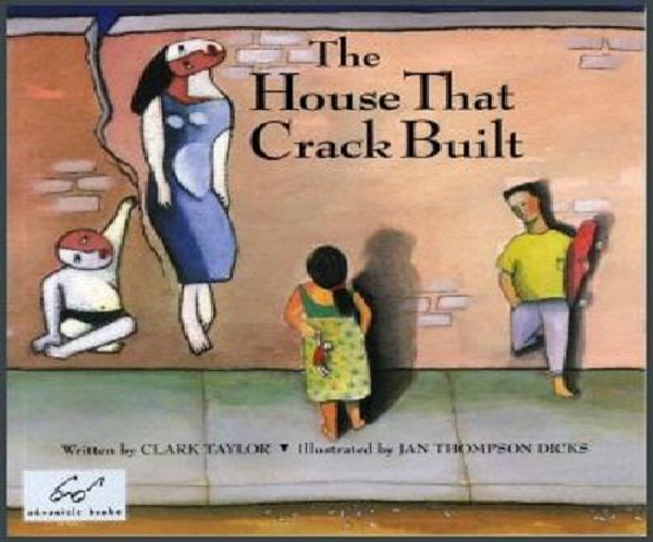 The House That Crack Built-Most Bizarre Children's Books