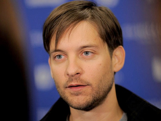 Tobey Maguire-Celebrities Who Don't Drink At All