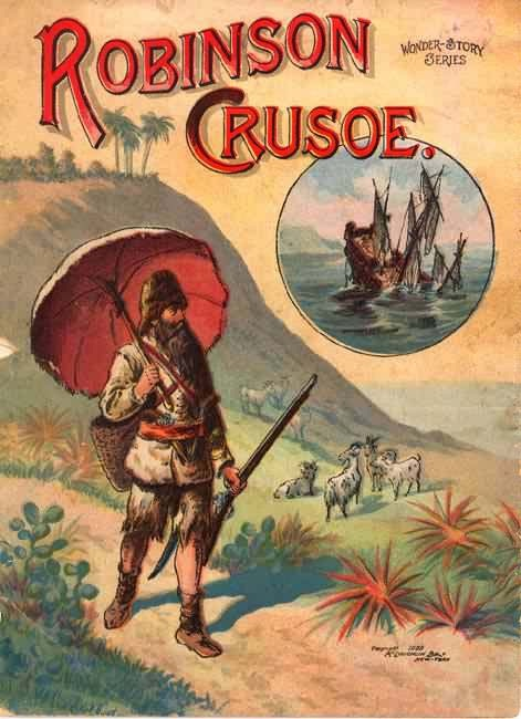 Robinson Crusoe-Unusual Facts About Famous Books And Authors