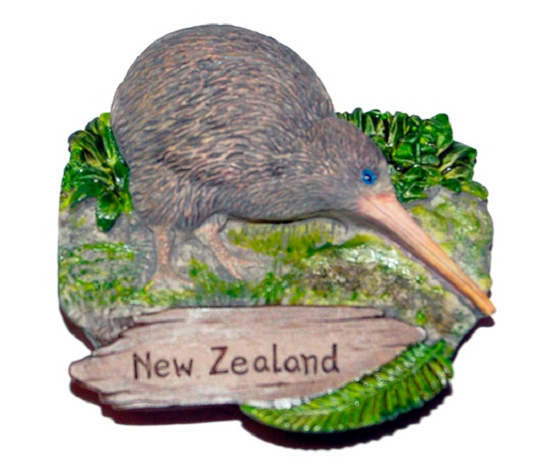 Kiwi Bird-Cool Facts About New Zealand