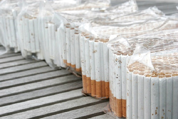 Cigarettes-Most Smuggled Things In The World