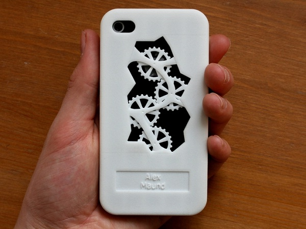IPhone case-Cool Things To Make With 3d Printer