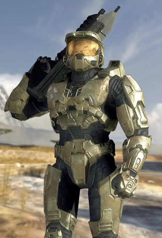 Halo 3 - Mjolnir VI-Coolest Suits Of Armor