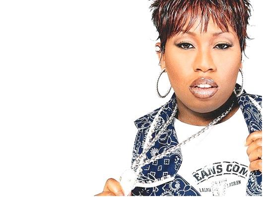 Missy Elliott-Best Female Rappers