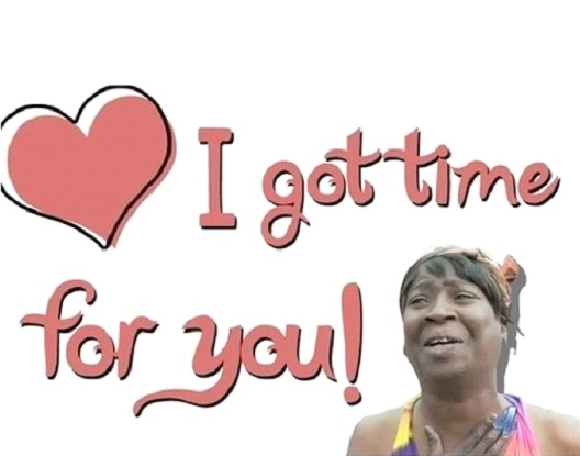 I Got Time For You-Valentine's Day Cards That You Should Not Give Your Partner