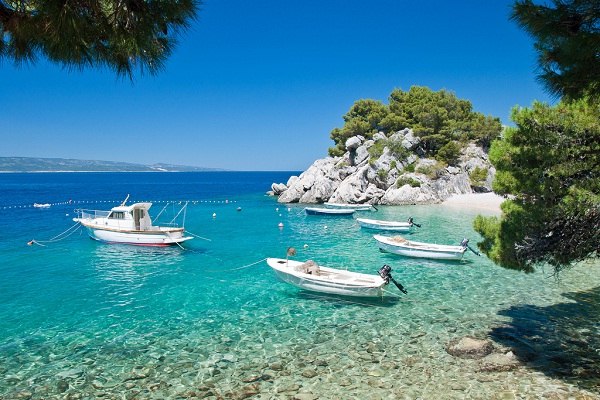 Croatia, Mediterranean-Most Beautiful Beaches In The World