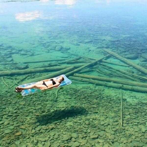 Leigh Lake, Montana-Most Amazing Lakes On Earth