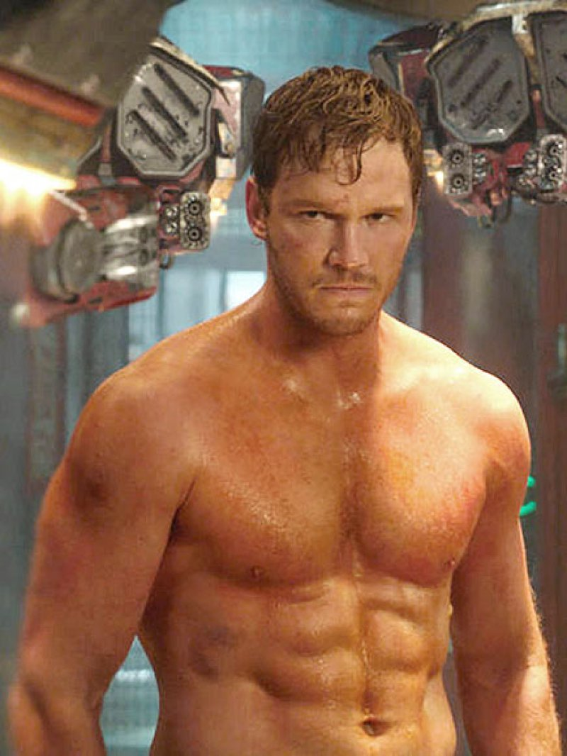 Chris Pratt-15 People Who Were Strippers Before Becoming Famous