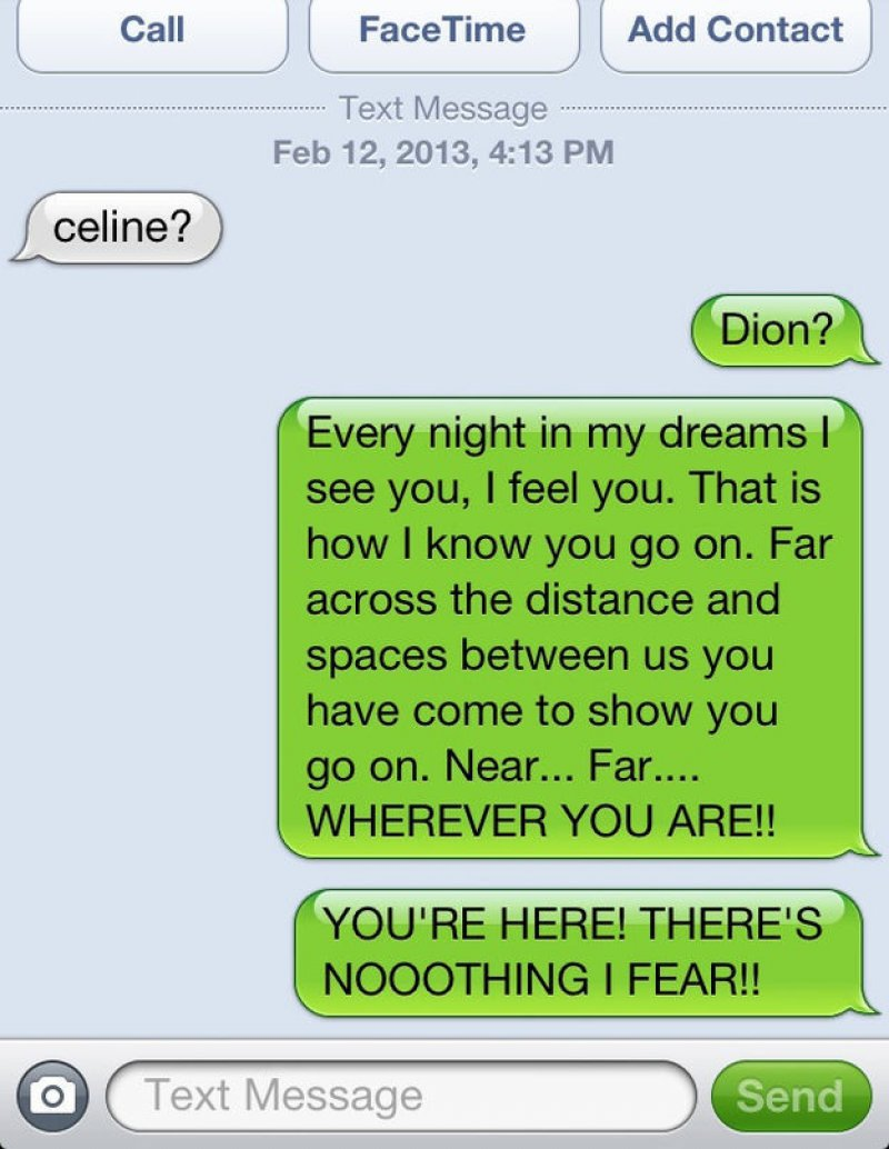 This Funny Reply-15 Hilarious Wrong Number Conversations