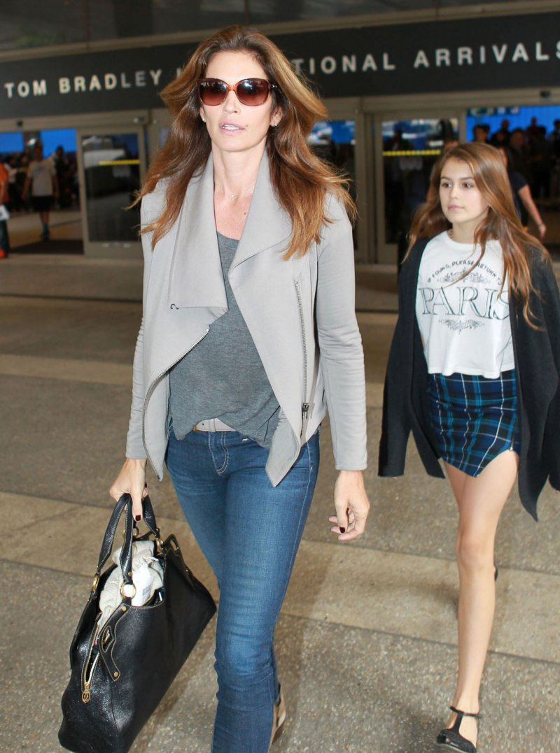 Cindy Crawford's Daughter Kaia Jordan Gerber-15 Celebrity Kids Who Have Grown Up Hot